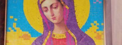 Выставку декоративно-прикладного творчества «Души напевы» организовали в Красненском благочинии