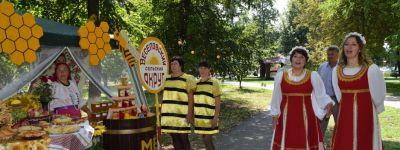 Фестиваль мёда «Золотая пчёлка», посвящённый Медовому Спасу, провели в Бирюче