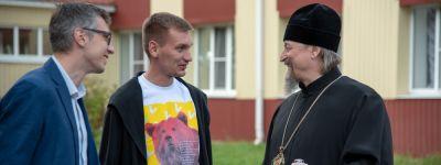 Молодёжный православный форум «Пересвет-2018» завершился на «Рождественском подворье» в Шебекинском благочинии