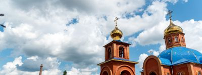 Новый храм освящён в Новой Таволжанке