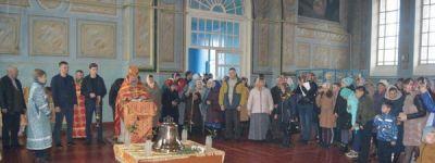 Новый колокол  для храма освятили в Дорогощи