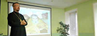 Вечер памяти протоиерея Леонида Гончарова организовали во 2-м Губкинском благочинии