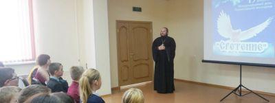 В приходе храма Владимирской иконы Божией Матери хутора Новоселовка отметили День православной молодежи