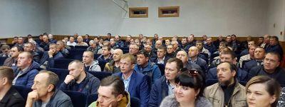 Благочинный Алексеевского округа приветствовал конференцию отцов городского округа