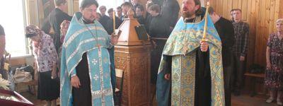 Уставные богослужения прошли в Белгородской духовной семинарии