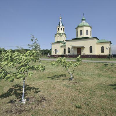 Храм Святителя Митрофана Воронежского в селе Хлевище