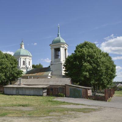 Храм Преображения Господня в Головчино