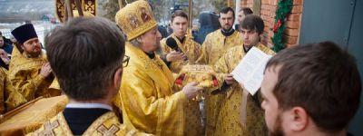 Восстановленный Васильевский храм в Ивице признан крупнейшим благотворительным проектом в Корочанском районе