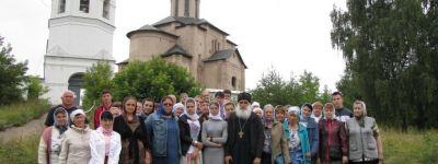 Паломники из Ракитного посетили священный Смоленск и Белую Русь