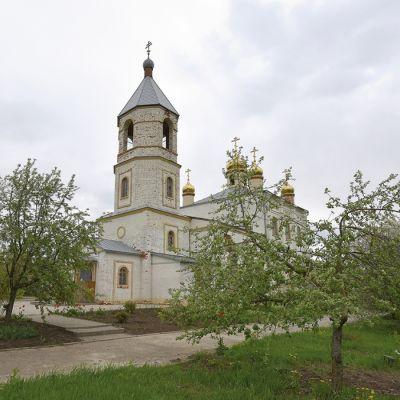 Храм святой великомученицы Параскевы Пятницы в селе Заячье