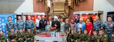 Белгородский митрополит помог вернуть на родину из Эстонии боевые ордена героев Великой Отечественной