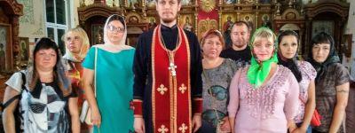 В День трезвости священник встретился в семьями валуйчан, находящимися в группе риска