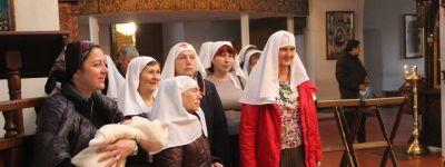 Белгородские сёстры милосердия почтили память обретения честных мощей Великой княгини Елисаветы Феодоровны и инокини Варвары