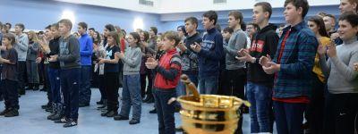 В шестой раз состоялся Слёт молодежи Белгородской митрополии