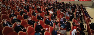 Состоялась онлайн-встреча Святейшего Патриарха с участниками фестиваля «Вера и слово»