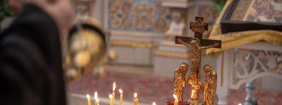 Память невинно убиенных в Керчи почтили в Белгородской митрополии