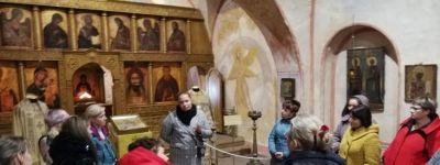 Работники культуры из Волоконовского района побывали в Храме Христа Спасителя в Москве