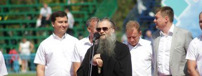 Валуйский епископ поздравил город Алексеевка с 333-летием