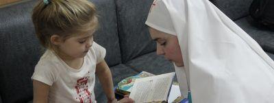 Акцию «Благая весть – в каждую палату» объявило белгородское сестричество милосердия