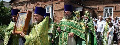 День Святаго Духа встретили в Старом Осколе
