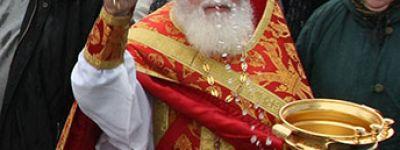 Прихожане Знаменского храма поздравили своего батюшку с тезоименитством