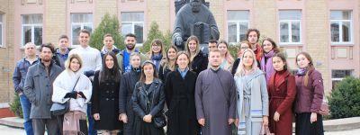 Гости из Сербии побывали в Белгородской семинарии