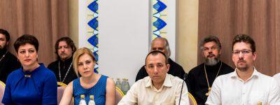 В Белгородской митрополии впервые прошла встреча с директорами белгородских колледжей и техникумов