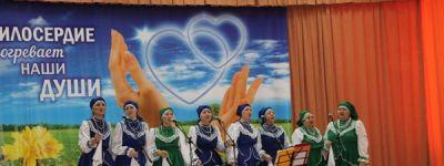 Праздничный концерт организовали в Грайворонском психо-неврологическом интернате в День православной молодёжи