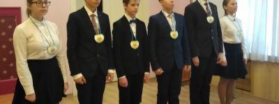 Конкурс-игра школьников Белгорода «Знаток православной культуры» завершился в центре «Преображение»