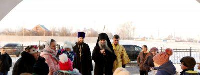 В Малакеево встретили престольный праздник