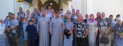 Паломники из Борисовского и Валуйского благочиний посетили православные святыни Крыма