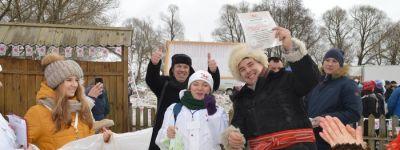 Прохоровский благочинный приветствовал проведение фестиваля народности и исторических реконструкций «Маланья Зимняя»
