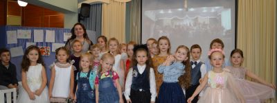 Творческий вечер участников вокального ансамбля «Рождественские Звёздочки» состоялся в православном детском саду в Белгороде
