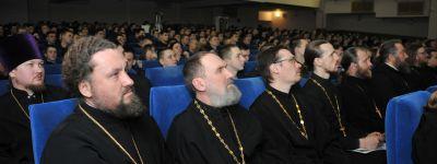 Священники Валуйской епархии участвовали в работе секции «Церковь и Армия» на православных чтениях в Москве