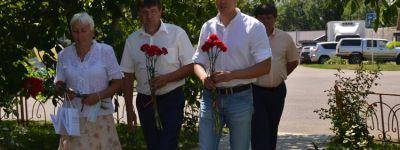 Православные села Центральное попросили у помощника А.В. Скоча поддержки в приобретении убранства для часовни