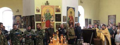 Чудотворная икона Божией Матери «Избавительница от бед» побывала в Кочетовке