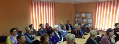 «Социальное служение Русской Православной Церкви в ХХ веке» обсудили в «Центре общественных организаций» в Губкине