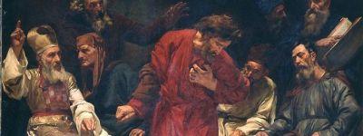О предательстве апостола Иуды продолжается разговор на страницах «Православного Осколья»