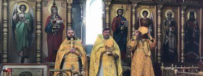 Во всех храмах Валуйского благочиния прошли Богослужения в честь обретения мощей святителя Иоасафа, чудотворца
