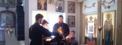 Настоятели двух храмов из Прохоровского благочиния побывали в Богородице-Тихвинском монастыре в Борисовке