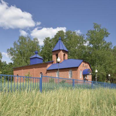 Храм преподобного Антония Печерского в Антоновке