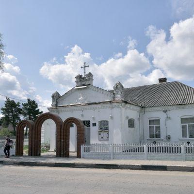Храм Покрова Пресвятой Богородицы в Новой Таволжанке