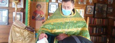 Обряд Крещения двоих осужденных совершён в колонии в Валуйках