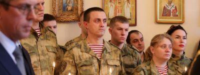 Заседание секции православных чтений «Реальные Герои в лицах» состоялось в Белгородском юридическом институте МВД