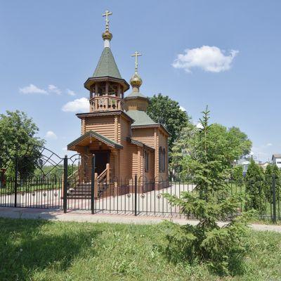 Храм Воздвижения Животворящего Креста Господня в селе Петровка