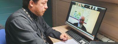 Руководители епархиальных отделов по взаимодействию с казачеством приняли участие в Синодальном вебинаре