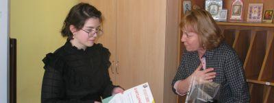 Десятиклассница белгородской православной гимназии стала финалистом всероссийского конкурса «Большая перемена»