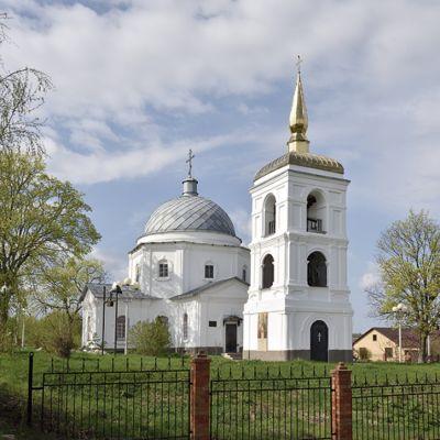 Храм Святителя Николая  Чудотворца в селе Никольское