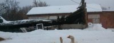 Женский монастырь в Белгородской области просит о помощи в починке крыши сенного амбара