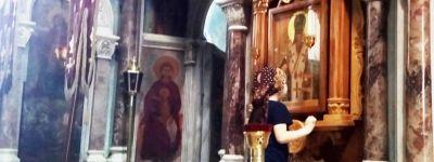 Второклассники из Белгорода посетили храм Архистратига Михаила в Борисовке